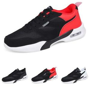 Mens Fashion Sneakers Boards Shoes Trainer Sports Gym Outdoor Running Casual D