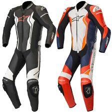 Alpinestars Gp Force Men's Motorcycle Leather Suit 1-teiler Summer Street Racing