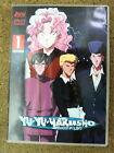 DVD Anime Manga Yu Yu Hakusho Vol.1 Tercera Temporada