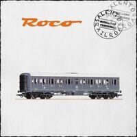 ROCO 64983 carrozza passeggeri FS CENTOPORTE grigio ardesia 2° cl. Ep. IV