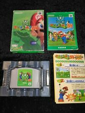 ⭐🎌 MARIO GOLF 64 1999 NINTENDO 64 N64 JAPAN JAP NTSC-J 🎌⭐