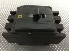 Square D Qv340 40 Amp 3-Pole Feed Thru Breaker