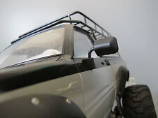 Rubber Side Mirror Set Tamiya RC 1/10 Toyota 4x4 Pick Up Bruiser Hilux High lift