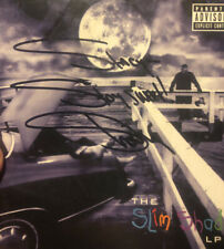Eminem autograph slim shady signed autographed cd booklet RARE inscribed