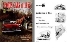 Sports Cars of 1955 - Car Life Annual 107 - Including The Best High-Performance