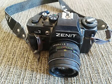 CAMERA ZENIT 122 RUSSIA PURCHASED IN RUSSIA Lens Helios - 44M-6 2/58