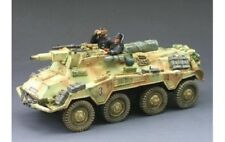 King and Country German 8 Wheeled Armoured Car w/ Crew WS68 RETIRED
