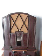 Radio  Telefunken 343WL von 1932 Gehäuse