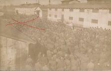 Nr.8988 Foto Pk K.u.K Soldaten IR 14 Hessen Feldmesse in Wien -- Hessenbuch 256
