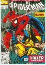 Marvel Comics Postcard: Spiderman # 12 cover (Todd McFarlane) (Estados Unidos, 1991)