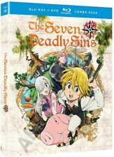 Seven Deadly Sins: Season One - Part One [New Blu-ray] Boxed Set, Subtitled