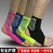Sport Gym Ankle Support Foot Brace Sleeve Protective Sprain Pad Guard Breathable