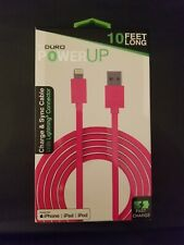 Iphone Charger 10 Ft Cable
