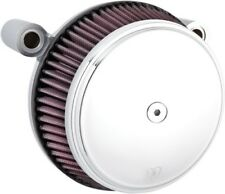 Arlen Ness Stage 1 Air Intake Filter Chrome Cover Big Sucker Kit Harley Touring