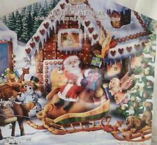 ALDI PREMIUM Advent Calendar 24 Candy Figures Christmas Countdown - New/Sealed