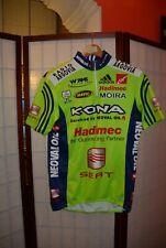 Kona Hadimec Seat Adidas W'Ams retro vintage cycling jersey S (#14)
