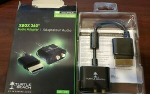 Turtle Beach - Ear Force Xbox 360 Audio Adapter Cable - Xbox 360 NEW!