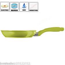 JML Ceracraft 28cm Ceramic Pan Forged Aluminium And Steel Base Lime Green V03054