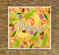 Miryenda | Kitchen Art | Filipino Art | Filipino Food