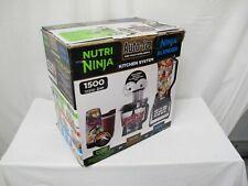 Nutri Ninja Auto-IQ Blender One-touch Intelligence Kitchen System BL682UK2-30
