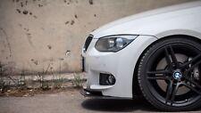 P Front Bumper Valance Chin Performance Spoiler BMW E92 E93 LCI Splitter Lip