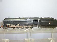 """HORNBY RAILWAYS MODEL R.550 BR CLASS 9F  2-10-0 """" No.92166"""" LOCO  & TENDER"""