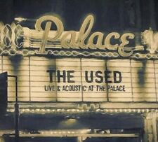 Live and Acoustic at the Palace by The Used (CD, Apr-2016, 2 Discs, Hopeless Records)