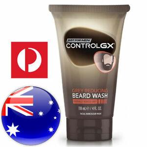 Just for MEN Control GX Grey Reducing Daily Beard Wash Shampoo #1 in U.S.A.