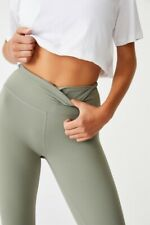 Cotton On Body Womens Active Core Tight  In  Grey