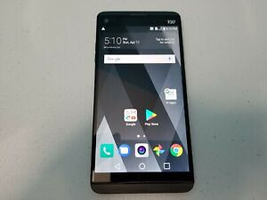 LG V20 - 64GB - Titan (Sprint) Smartphone Very Good Clean IMEI
