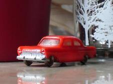 LEGO Modellauto 1:87 Ford Taunus 17 M de Luxe rot,Originalscheinwerfer H0