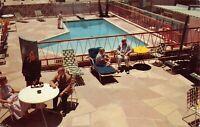 Postcard Swimming Pool at San Carlos Hotel in Phoenix, Arizona~128527