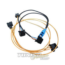 Lichtwellenleiter Kabel Kabelbaum LWL Anschluss CD Audi Media Interface AMI MMI