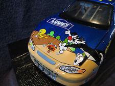 Jimmie Johnson #48 Sylvester & Tweety Rookie 1/24 2002 Looney Tunes RCCA Elite