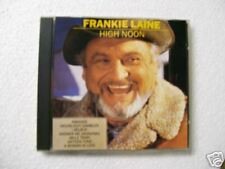 CD FRANKIE LAINE - HIGH NOON - INTER TAPE