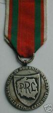Polish order medal defender of communism MINISTRY SH POLAND ARMY BADGE