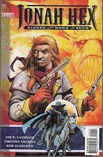 JONAH HEX RIDERS OF THE WORM AND SUCH #1-5 - DC/VERTIGO COMICS - 1995