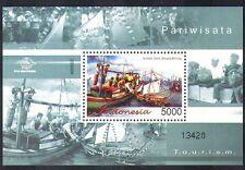 Indonesia 2003 Tourism/Fishing Boats/Festivals/Sailing/Transport 1v m/s (n38708)
