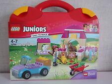 Lego Juniors (Friends) 10746 Mias Pferdestall-Koffer - NEU & OVP