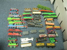 Set of 38 Thomas the Trains Harold James Toby Henry George by Ertl