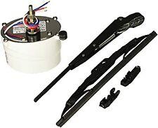 Wexco 15 Shaft Marine Windshield Wiper Kit Wiper Arm Blade And Motor 12v 1