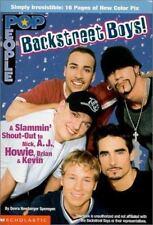 Backstreet Boys (Pop People Series) by Speregen, Devra Newberger