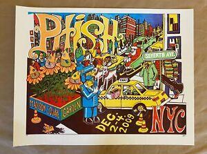 Jim Pollock's Phish MSG 2009