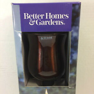 Better Homes & Gardens 3 in 1 Lawn Deck Or Tabletop Torch Rumford Oil