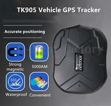 TK905 Strong Magnet GPS Car Real Time Tracking System Device Vehicle Tracker NEW