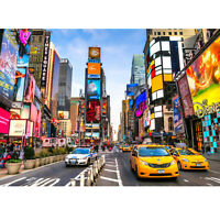 Times Square 1000 Pieces Jigsaw Puzzles Adults Kids Learning Education Toys USA