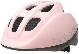 Fahrradhelm Bobike Go Cotton Candy Pink - Größe XS (46-53 cm)