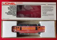 LIONEL O SOUTHERN PACIFIC BAGGAGE CAR 6-9589