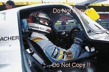 Schumacher & Wendlinger Sauber Mercedes C291 WSPC Nurburgring 1991 Photograph