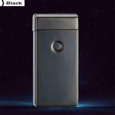 Cross Double Arc Lighter Case USB Pulse Windproof Lighters Electronic Metal